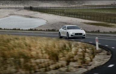 Maserati ghibli / Akita Film / Directors Film Company
