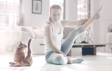 Perfect Fit Yoga / BBDO Moscow / Northwest-Productions